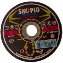 Řezný kotouč SKORPIO Standard Ø115 x 1,2 x 22,22 mm - na nerez