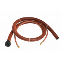 Hadice MPA0412 pro vzduchové brusky Ø125 a Ø150mm, 28mm x 1,8m