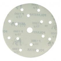 Brusný výsek Polarstar Ø 150mm - 14 + 1 otvorů