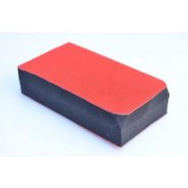 Oboustranný špalek se suchým zipem 70 x 120mm